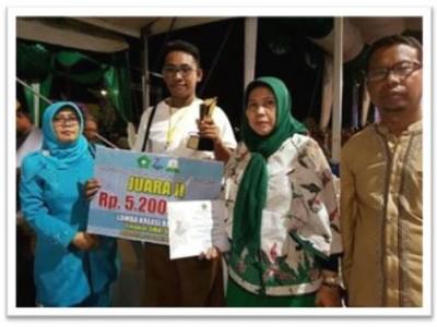 Pemenang Lomba Kreasi Busana Muslim