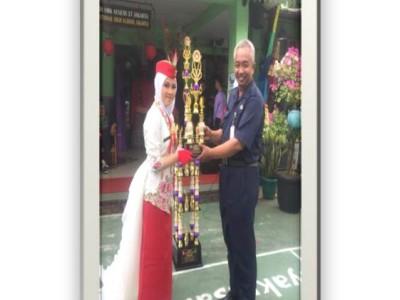 Juara Lomba Paskibra